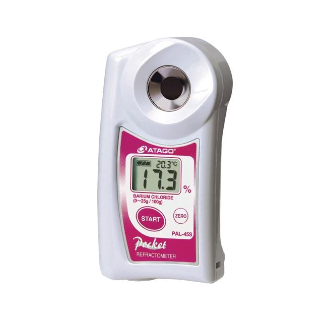 Рефрактометр для хлорида бария PAL-45S (0…25%)