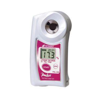 Рефрактометр для хлорида лития PAL-44S (0…20%)