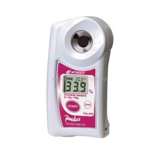 Рефрактометр для хромата калия PAL-67S (0…20%)