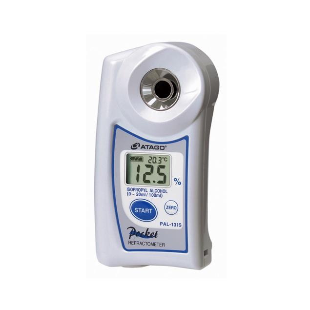 Рефрактометр спиртовой PAL-131S (0…20%)