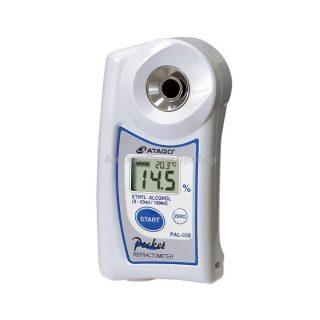 Рефрактометр спиртовой PAL-33S (0…53%)