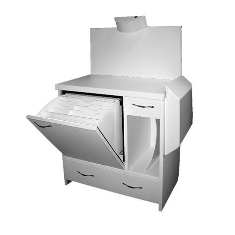 Стол рентгенолаборанта РСРН-У