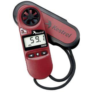 Термоанемометр AVM 3000