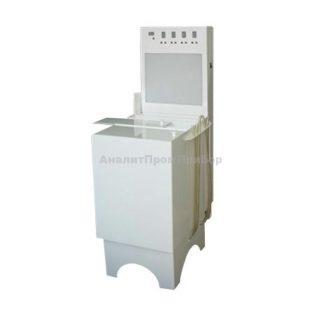 Установка для фотохимической обработки листовой рентгеновской пленки УФРН-1