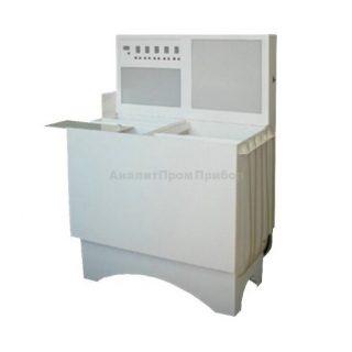 Установка для фотохимической обработки листовой рентгеновской пленки УФРН-2