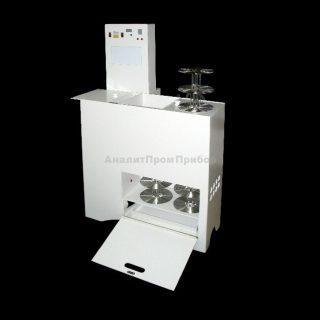 Установка для фотохимической обработки рулонной радиографической пленки УФРН-19-Ш-2К-3