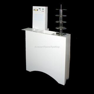 Установка для фотохимической обработки рулонной радиографической пленки УФРН-28-4К-3