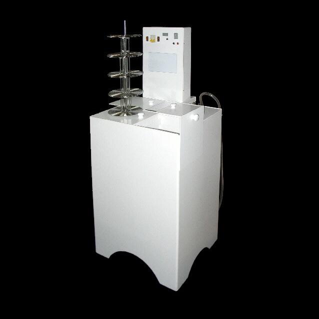 Установка для фотохимической обработки рулонной радиографической пленки УФРН-28-4К-4