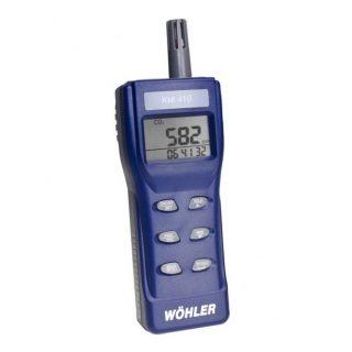 Wöhler KM 410 газоанализатор
