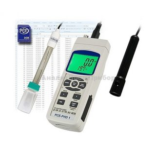 PCE-PHD 1 pH-метр / кондуктометр / кислородомер / термометр