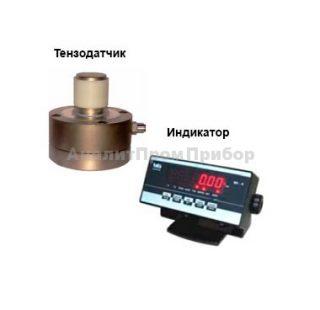 Динамометр сжатия электронный ДЭП1-2Д-5С-2