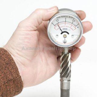 Индикатор остаточного магнитного поля