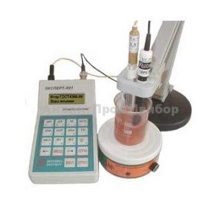 МИКОН-2 нитрат-растительная продукция (переносной) комплект