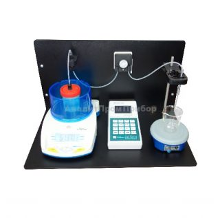 Титрион-1-2-3А комплект для потенциометрического, кондуктометрического и фотометрического титрования