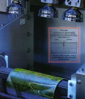 Магнитопорошковый дефектоскоп DEUTROFLUX UWE 900