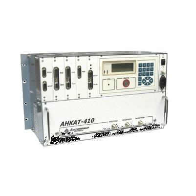 Многокомпонентный газоанализатор промышленных выбросов АНКАТ-410
