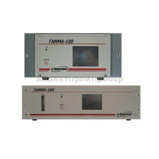 Многофункциональный газоанализатор многокомпонентных смесей ГАММА-100