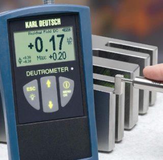 Прибор для измерения магнитного поля DEUTROMETER 3873