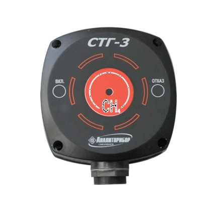 Сигнализатор загазованности СТГ-3