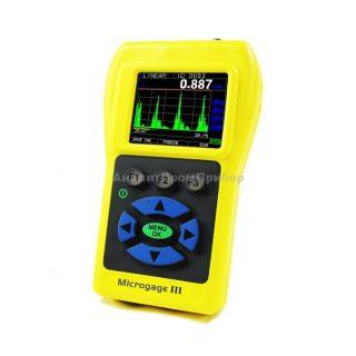 Ультразвуковой толщиномер Microgage III