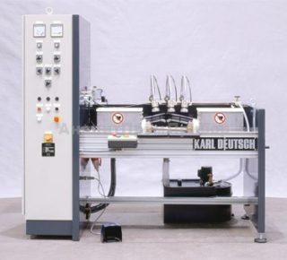 Установка магнитопорошкового контроля DEUTROFLUX-UWE 350