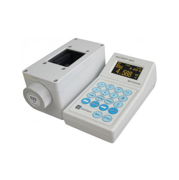 Эксперт-003 модель «Диалог» (комплект для анализа питьевой воды) фотометр