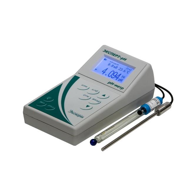 Эксперт-pH pH-метр (молочные продукты, тесто, мягкие пищевые продукты)