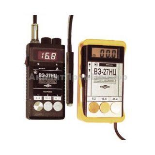 Вихретоковый измеритель удельной электропроводимости цветных металлов и сплавов ВЭ-27НЦМ