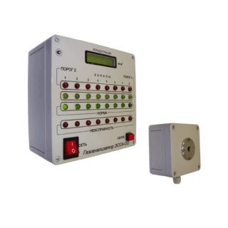 Газоанализатор ЭССА-CO/N исполнение БС/(И)/(Н)/(Р)