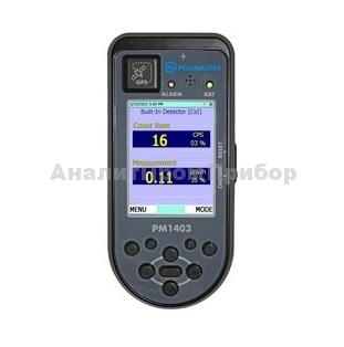 Дозиметр-радиометр МКС-РМ1403