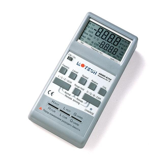 Измеритель параметров RLC АКИП-6104