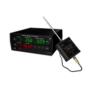 Термоанемометр ТТМ-2/8-06-16Р