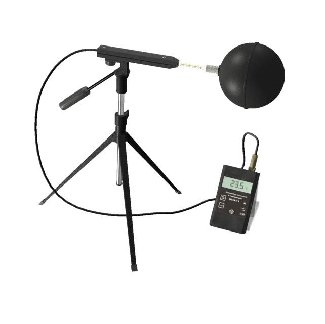 Термогигрометр ИВТМ-7 К (вычисление индексов ТНС)