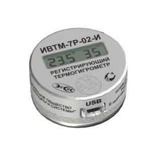 Термогигрометр ИВТМ-7 Р-02-И