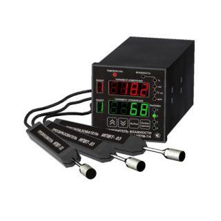 Термогигрометр ИВТМ-7/4-Щ2-4А