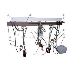 Установка магнитопорошкового контроля МД-14ПКМ