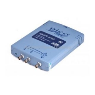 USB-осциллограф цифровой запоминающий АКИП-4108/1