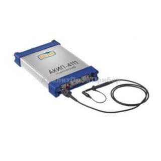 USB-осциллограф цифровой запоминающий АКИП-4111