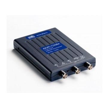 USB-осциллограф цифровой запоминающий АКИП-72208А