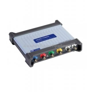 USB-осциллограф цифровой запоминающий АКИП-75442В
