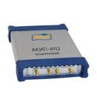 USB-осциллограф цифровой стробоскопический АКИП-4112