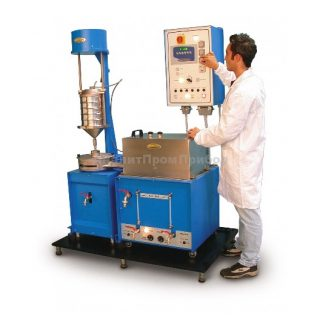Автоматический экстрактор битума B008