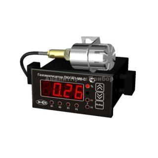 Газоанализатор углекислого газа ПКУ-4/1-МК-С Щ-2Р
