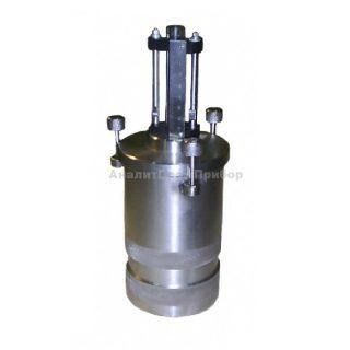 Контрактометр для ускоренного определения активности цемента ВМ-7.7