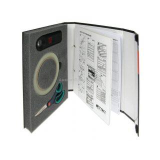 Набор с лентой для оценки степени запыленности поверхности TQC SP3200 (ISO 8502-3)