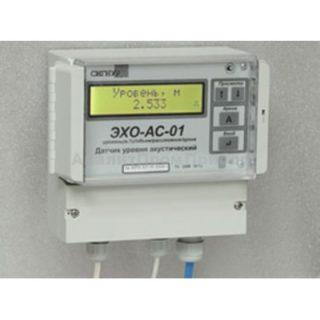 Ультразвуковой уровнемер ЭХО-АС-01