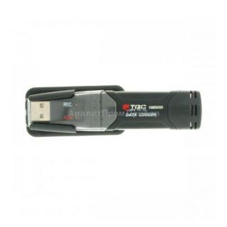 USB регистратор температуры и относительной влажности TQC HM9000