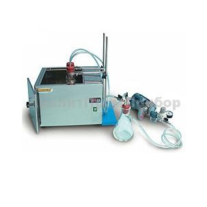 Аппарат для восстановления вяжущего из раствора вакуумной перегонкой B018