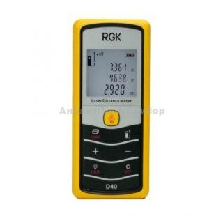 Лазерная рулетка RGK D40