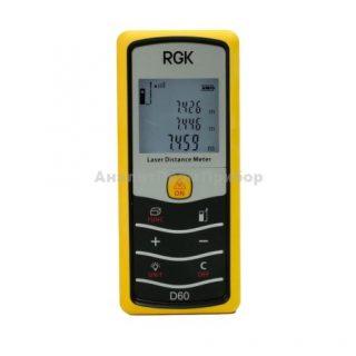 Лазерная рулетка RGK D60